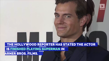 Henry Cavill Parts Ways With Superman Role