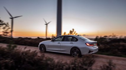 The new BMW 330e Sedan - Sportier and more efficient than ever