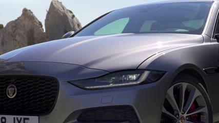 Jaguar XE S 180PS Diesel RWD Design in Eiger Grey