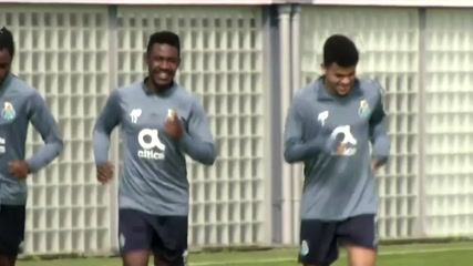 Porto aiming for positive result at Juventus
