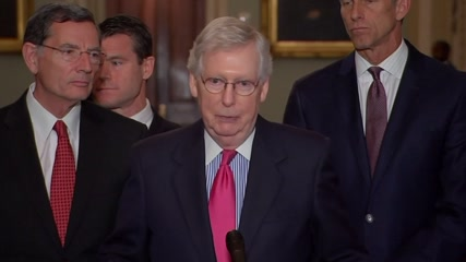 McConnell says wife is 'good example' of American Dream