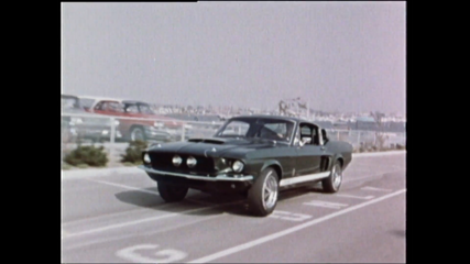 Ford Mustang GT500 Historic Video