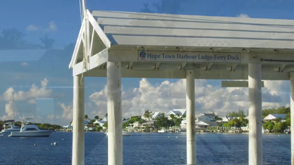 Hope Town Harbour Lodge in Abaco, The Bahamas