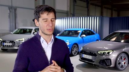 The new Audi A4 - Exterior Design Review