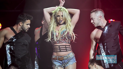 Britney Spears Has No Idea Where She's Performing During Brighton Pride Show  Billboard News