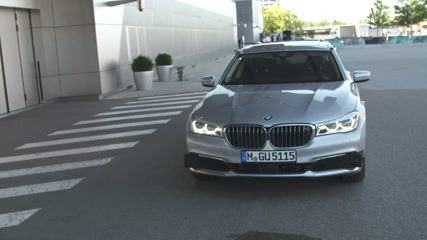 BMW Autonomous Driving – Level 4 and Level 5