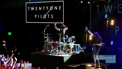Twenty One Pilots Surprise Fans With Cryptic Email  Billboard News