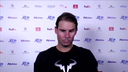 'I played a bad game', says Nadal after losing to Medvedev