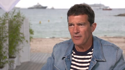 Antonio Banderas says heart attack helped him reinvent himself