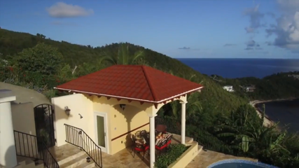 AnaCapri Estate: Tortola's Magnificent Villa