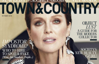 Julianne Moore: Motherhood is challenging