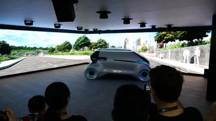 CES Asia 2019 - Vehicle Tech