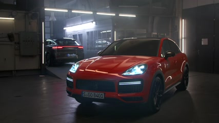 Welcome to the family - the all new Porsche Cayenne Coupe