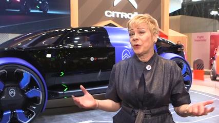 Citroën at VivaTech Paris 2019 - Interview Linda Jackson, CEO