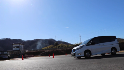 Nissan Serena e-POWER Preview
