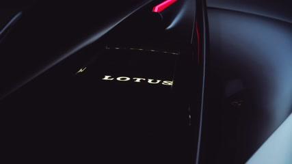 Lotus Evija launch Trailer